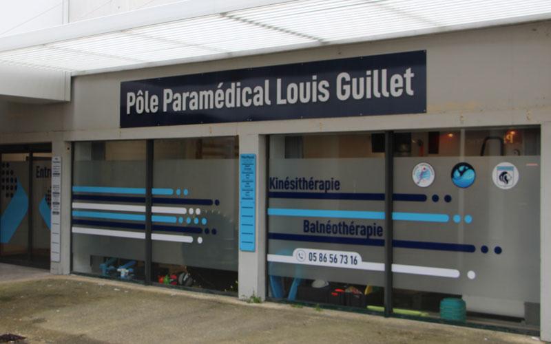 Pole médical Louis Guillet - cabinet orthoptie